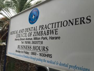 2015 Medical Council Zim